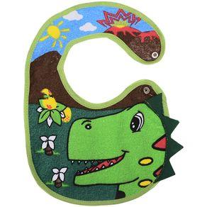 Babador 3D Dinossauro