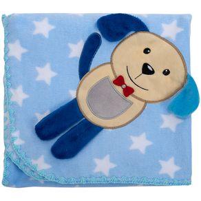 Cobertor-Bordado-Cachorrinho