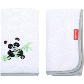 Toalha-Boquinha-Fisher-Price-Panda