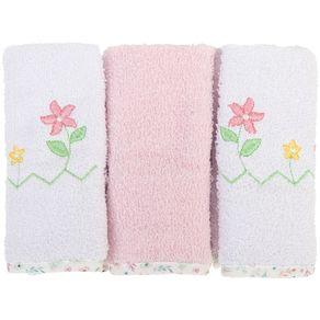 Toalha-Boquinha-Floral
