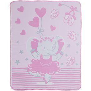 Cobertor-Encanto-Elefante-Bailarina