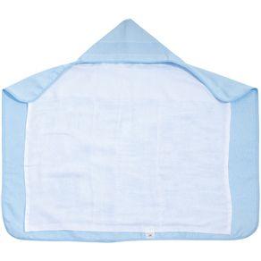 Toalha-Etamine-Azul