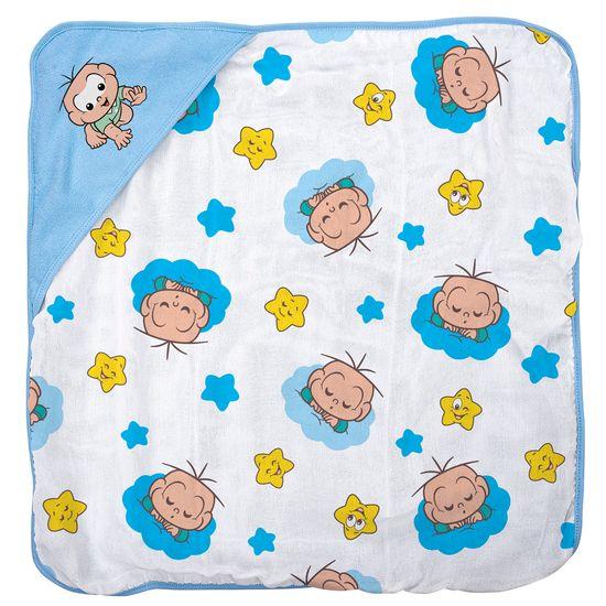 toalha-de-plush-turma-da-monica-baby-cebolinha