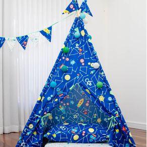 cabana-infantil-festa-do-pijama-astronauta
