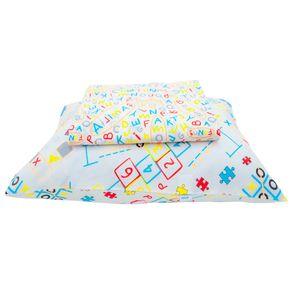 jogo-de-lencol-festa-do-pijama-para-cama-de-solteiro-02-unidades-toys