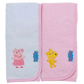 32003301010001-toalha-boquinha-bordada-02-unidades-peppa-pig